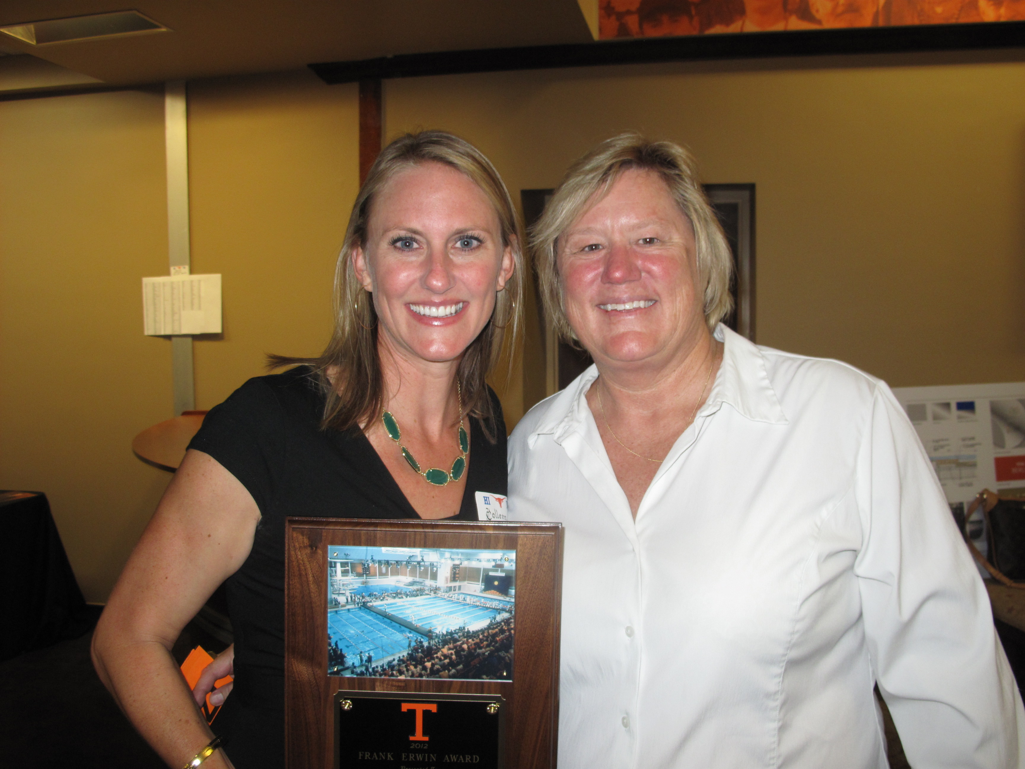 2012 WETS Banquet and Frank Erwin Awards