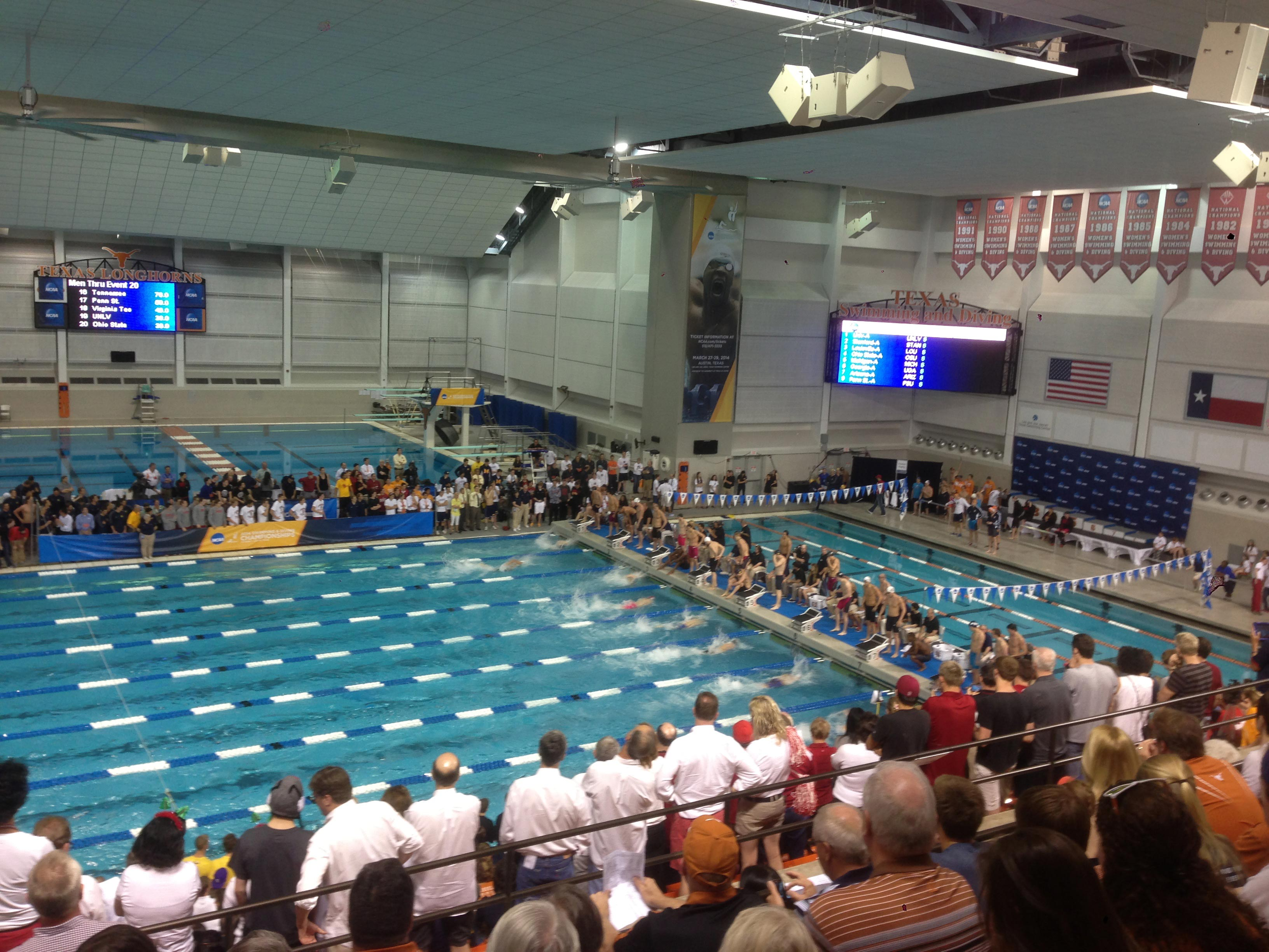 2014 NCAAs in Austin