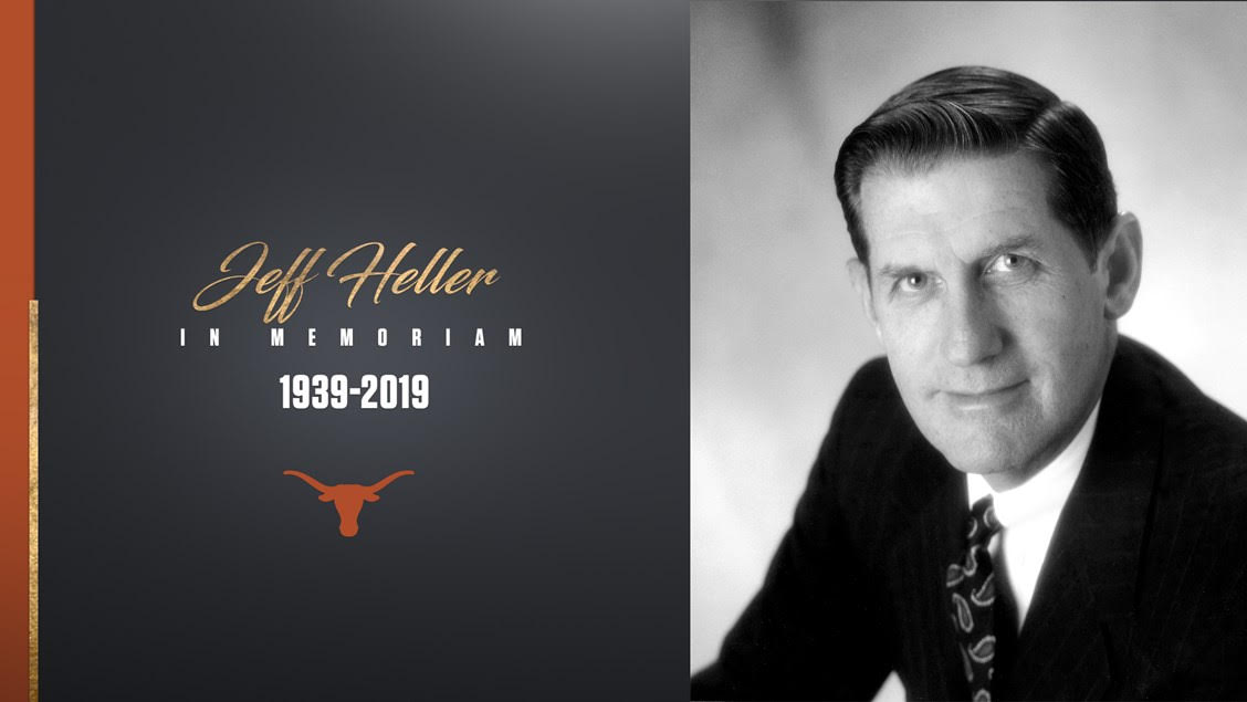 In Memoriam: Jeff Heller